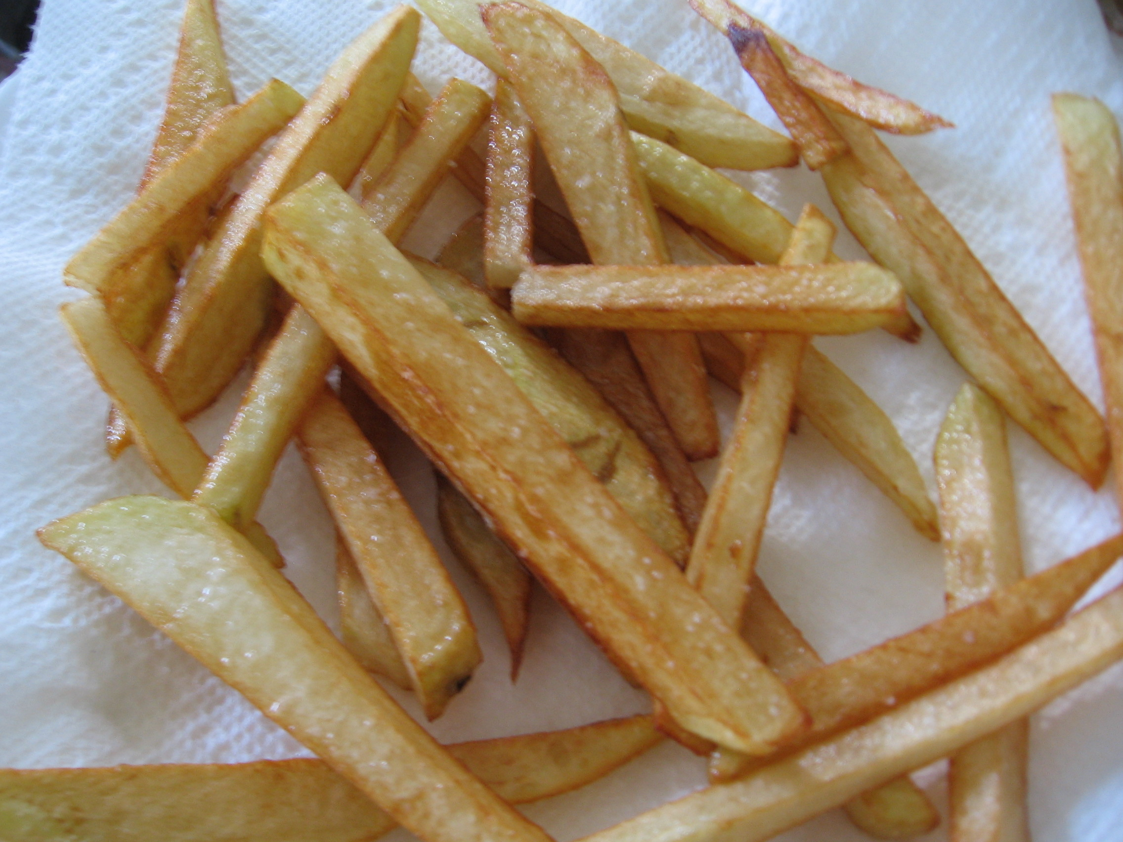 Homemade French Fries… | Amy's Food Blog